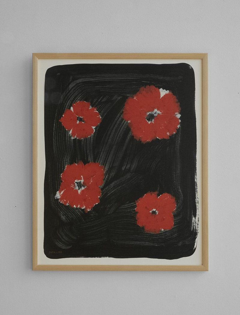 fine little day Poster Scarlet Pimpernel