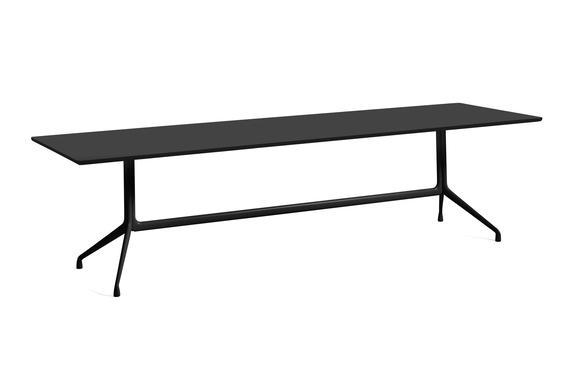 HAY Tisch AAT10 schwarz 280x105cm