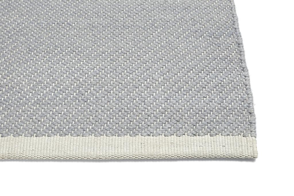 HAY Teppich Bias Cool Grey