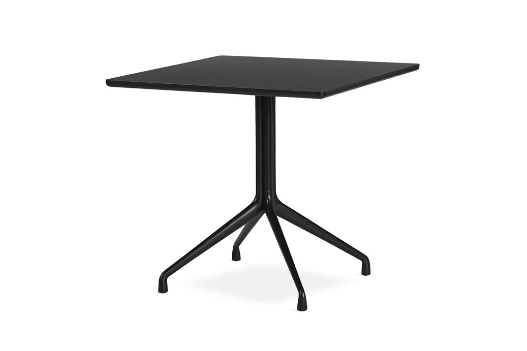 HAY Tisch AAT15 schwarz 80x80cm