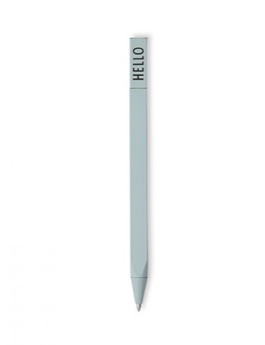 Design Letters Mechanical Pen HELLO