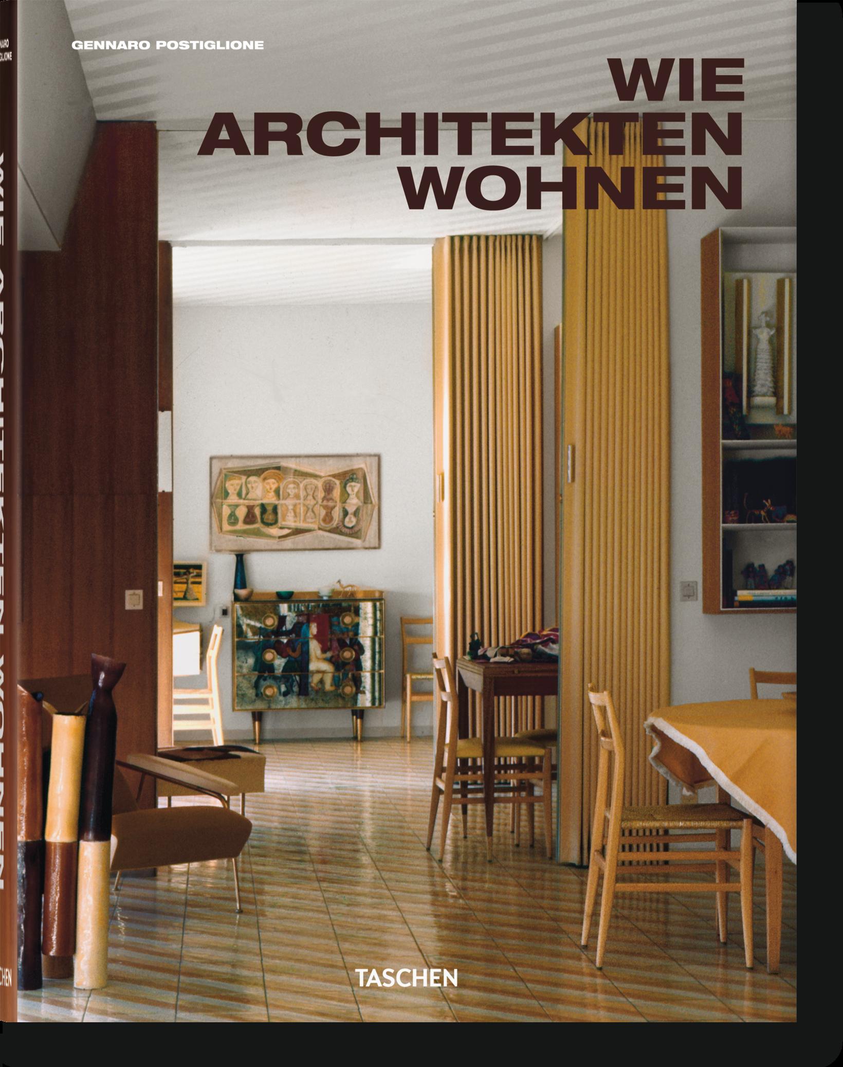 Taschen Verlag Wie Architekten Wohnen