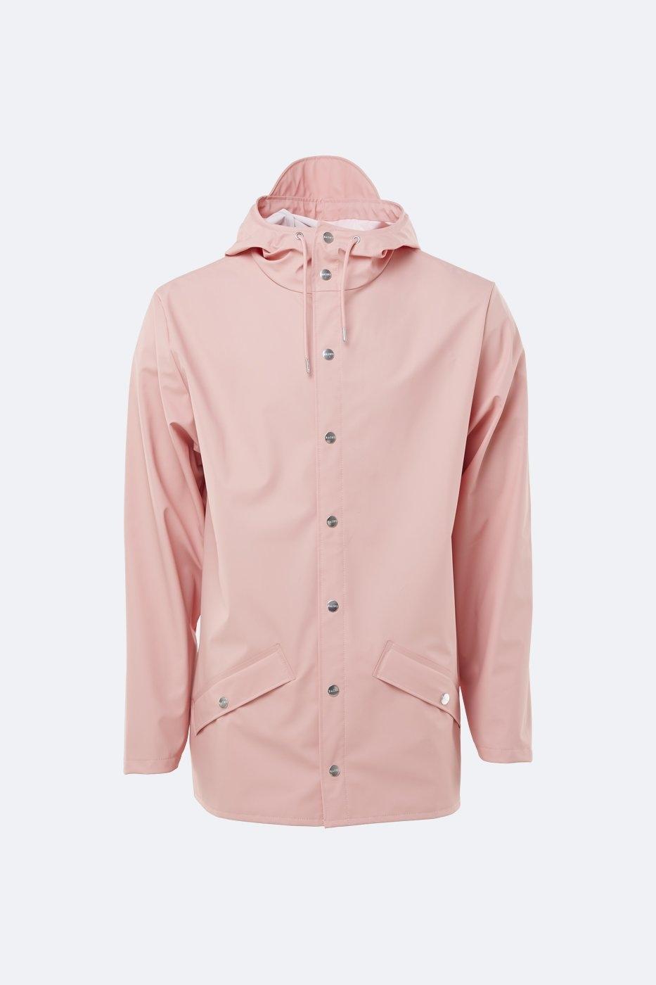 Rains Jacket coral unisex S/M
