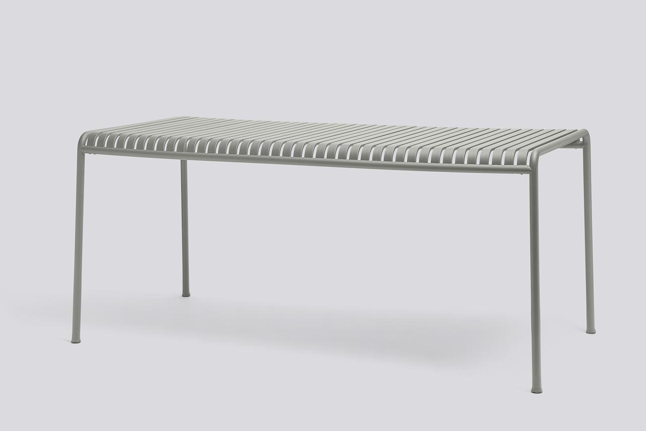 Hay Palissade Table grau