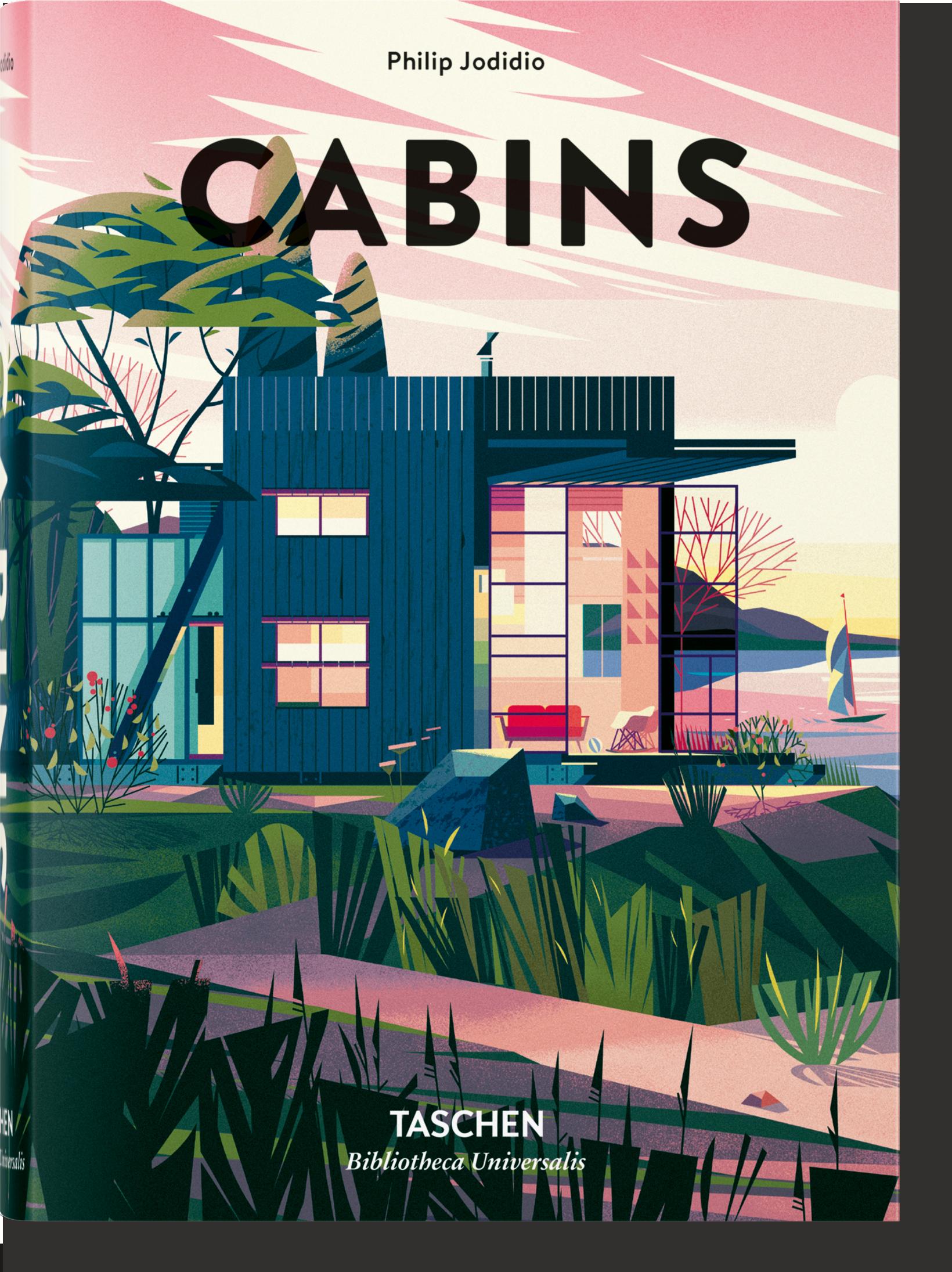 Taschen Verlag Cabins