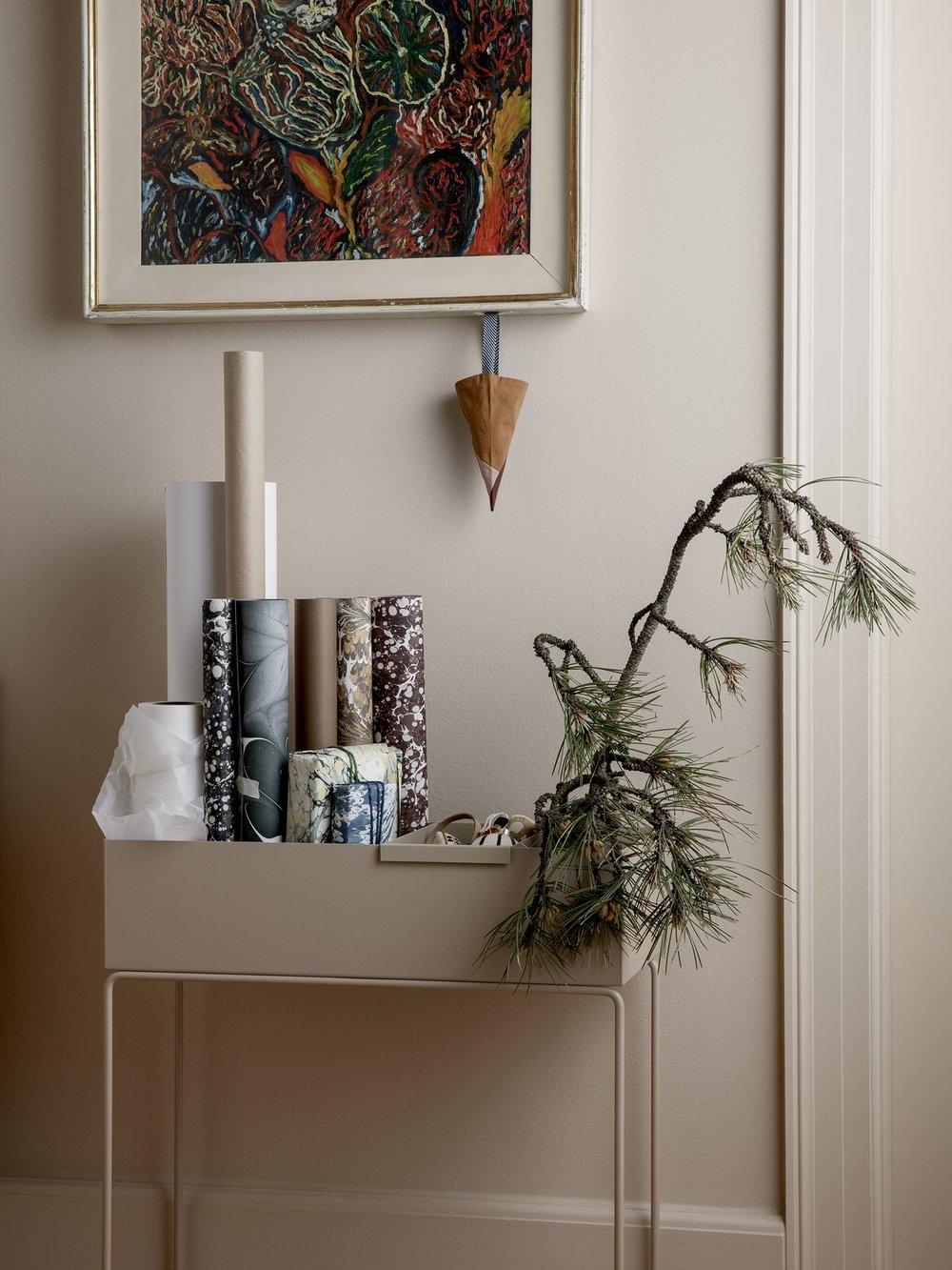 ferm living Plant Box Cashmere