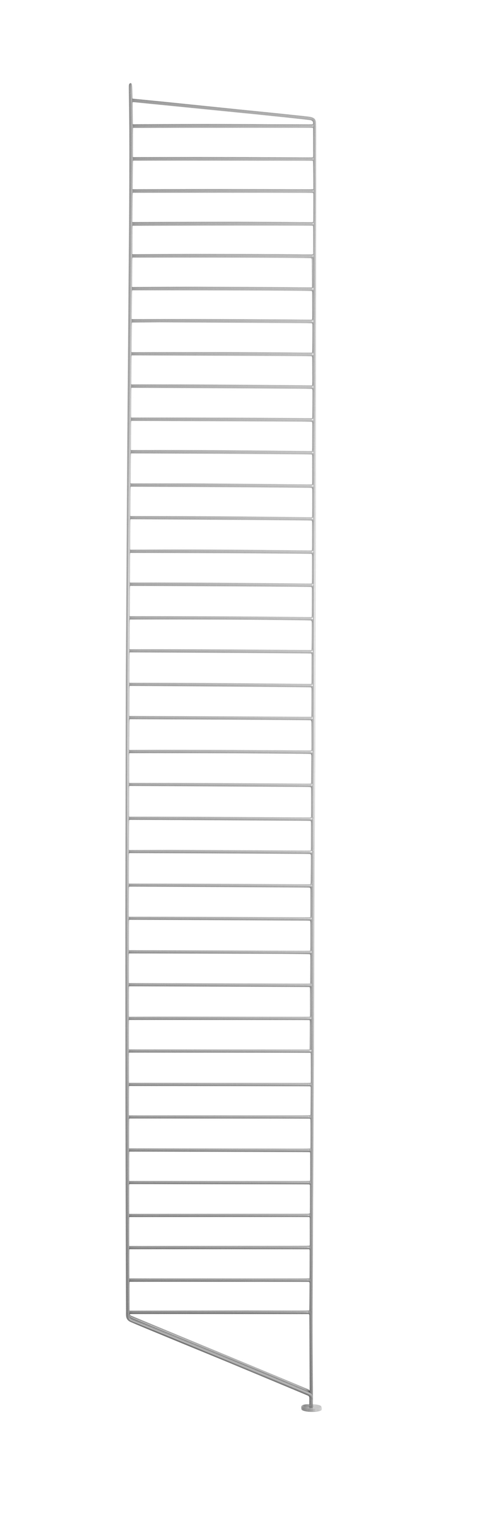 String System Bodenleiter grau 200x30cm