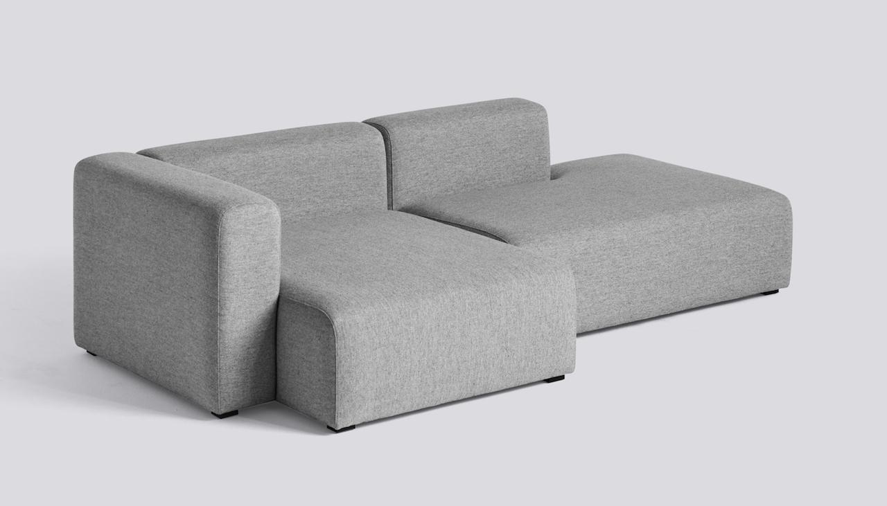 HAY Mags Sofa 2,5 Sitzer Komination 3 left End | Hallingdal 130