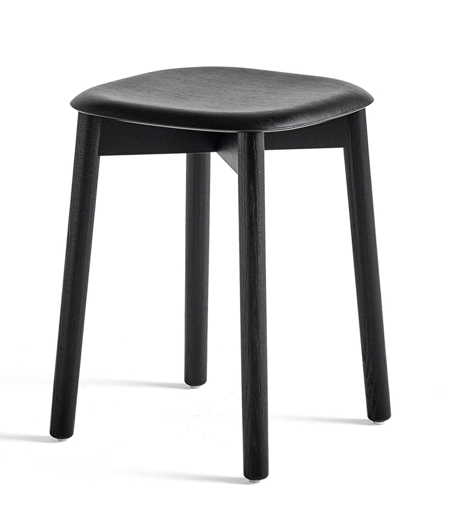 HAY Hocker Soft Edge 72 black