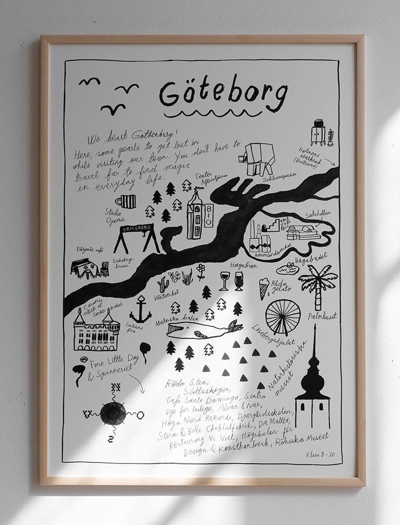 fine little day Poster Göteborg
