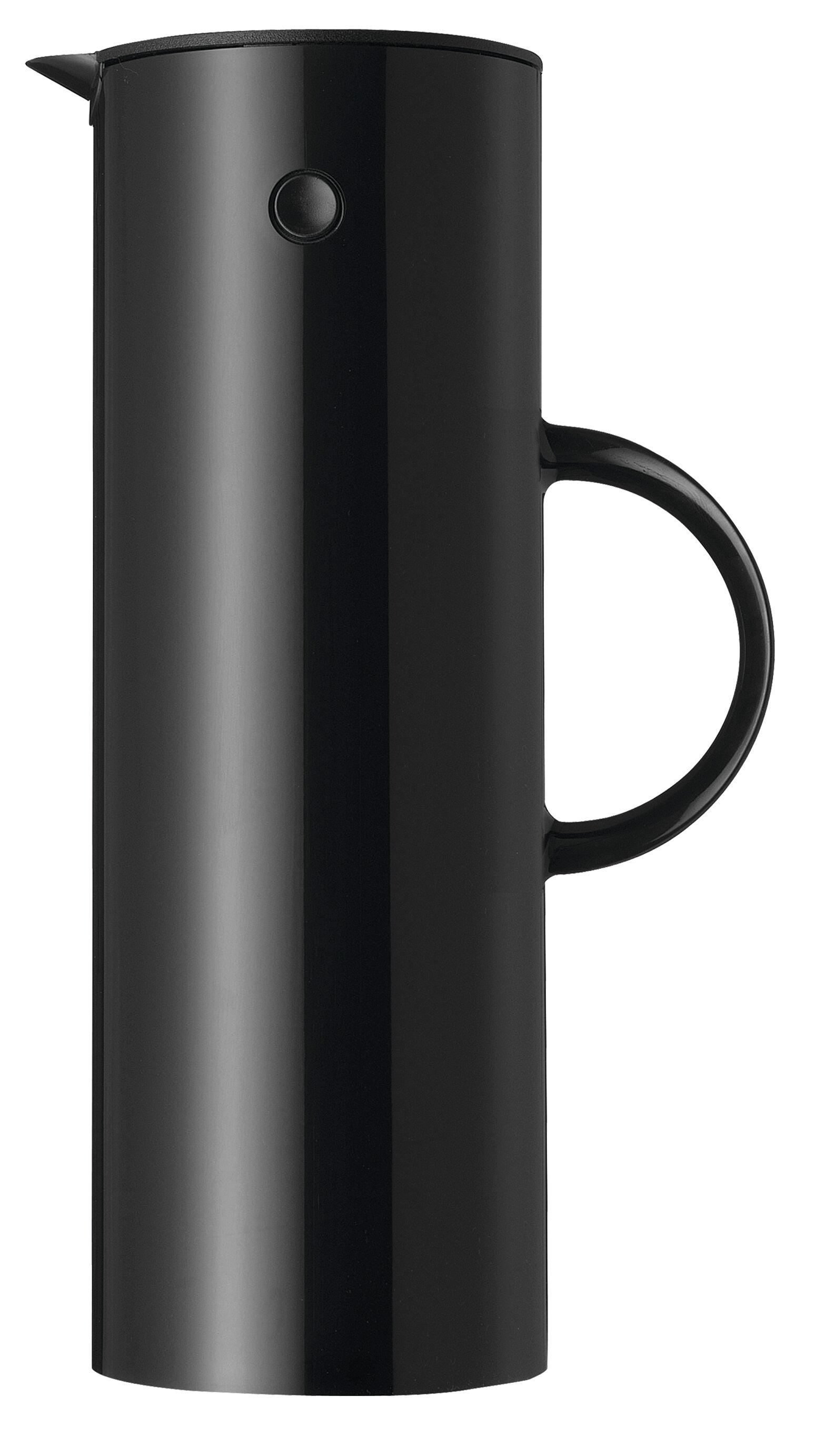 Isolierkanne Em 77 schwarz von Stelton