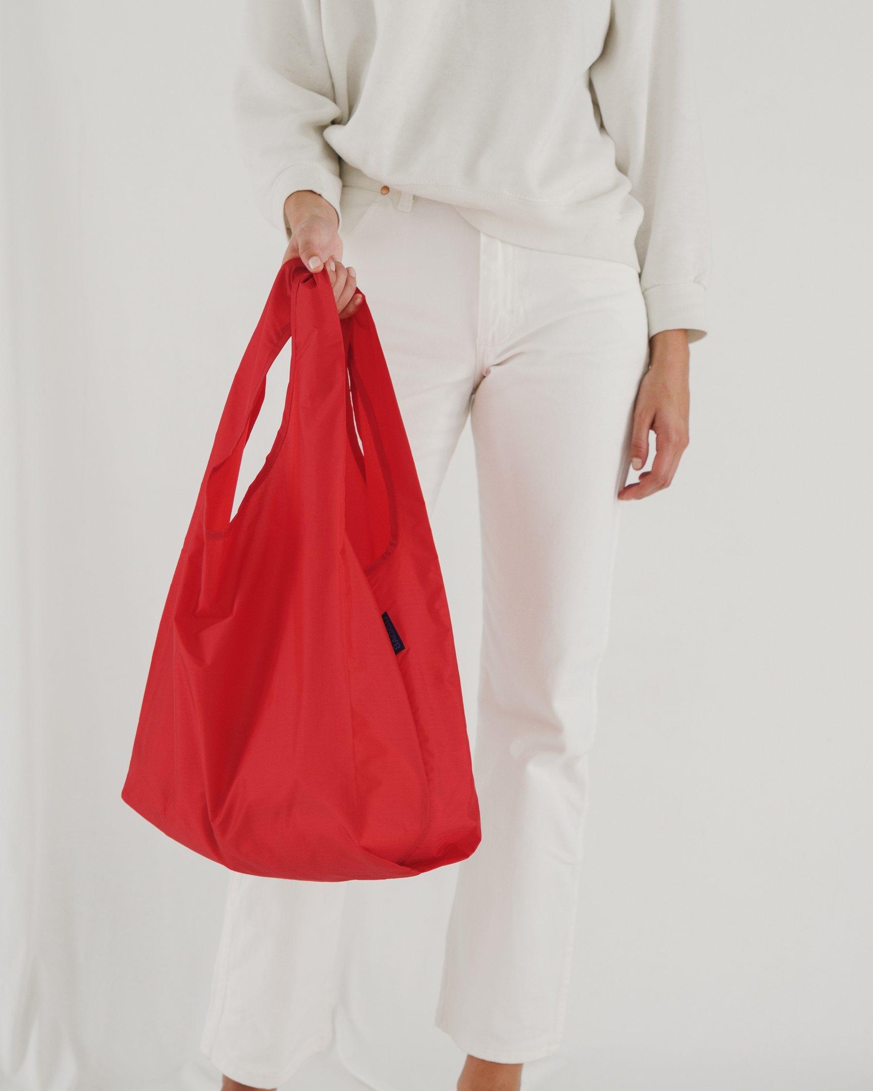 BAGGU Einkaufsbeutel Red