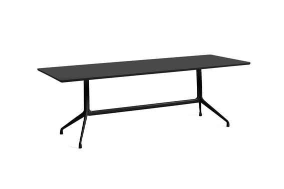 HAY Tisch AAT10 schwarz 180x90cm