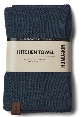 Humdakin Küchenhandtuch sea blue
