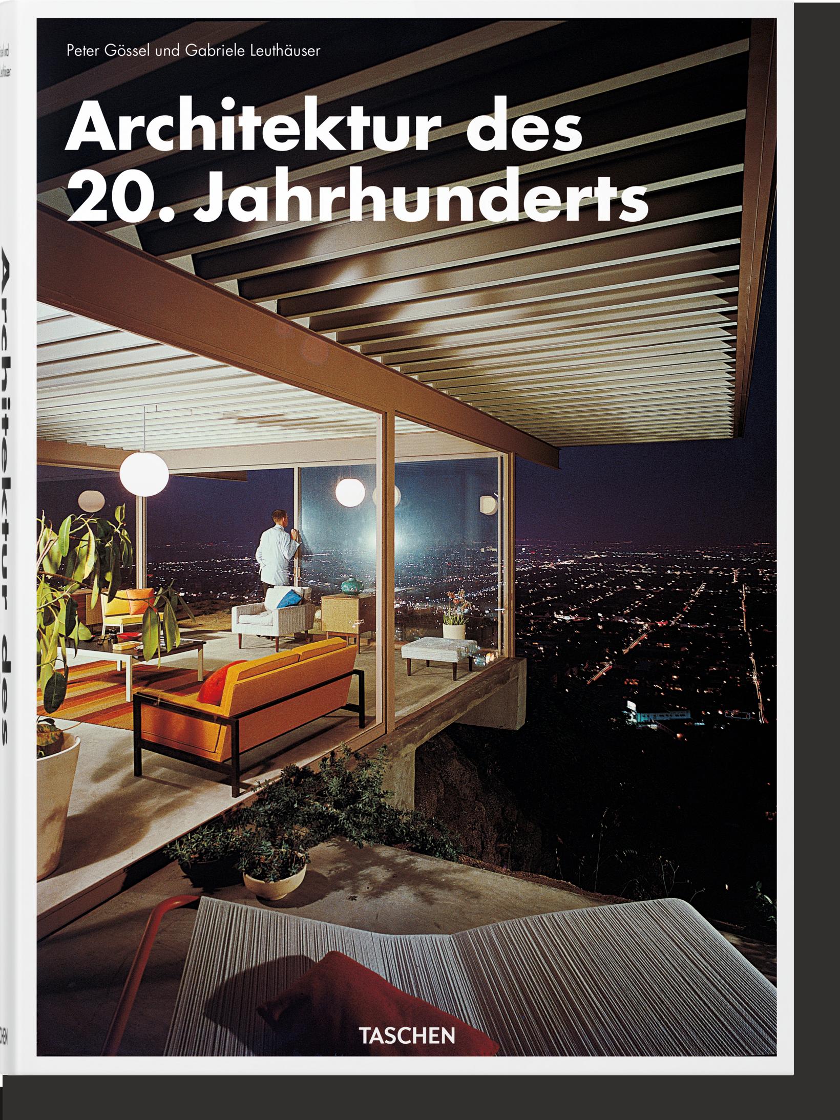 Taschen Verlag Architektur des 20. Jahrhunderts