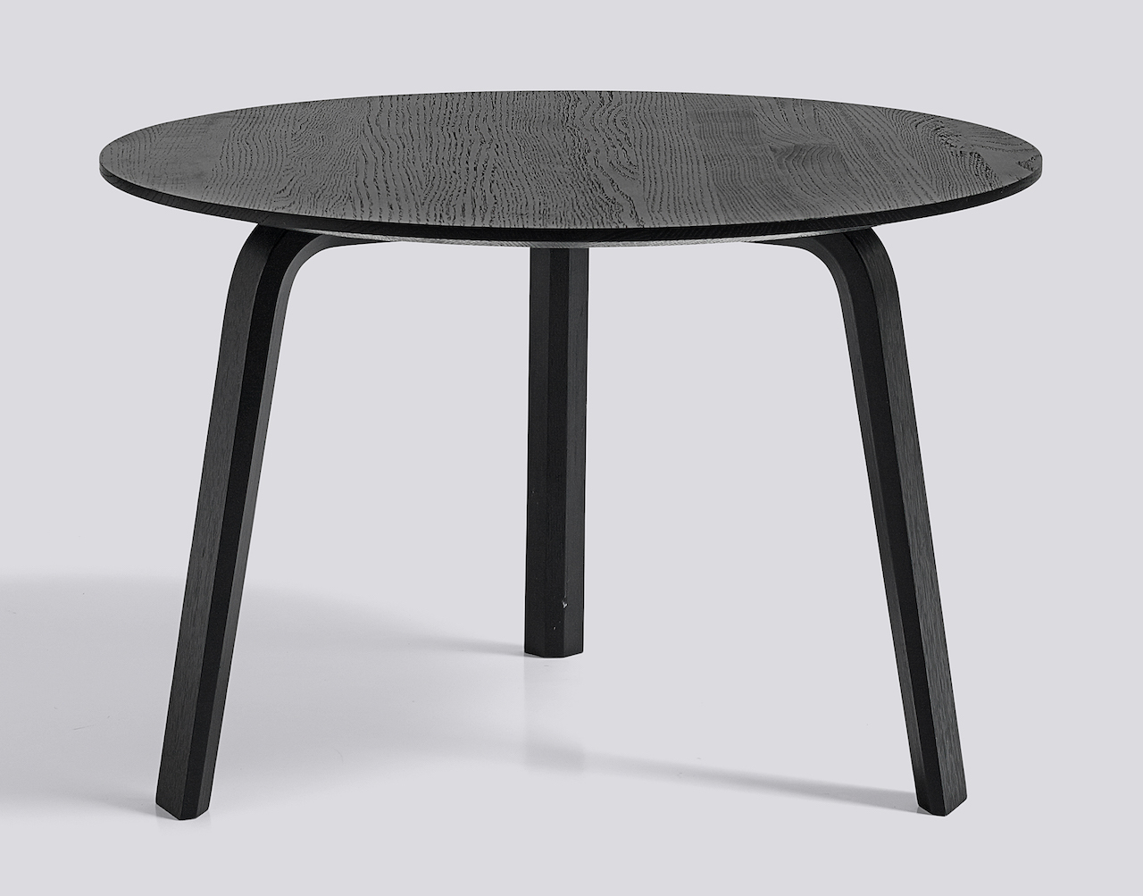 Hay Bella Coffe Table black stained oak