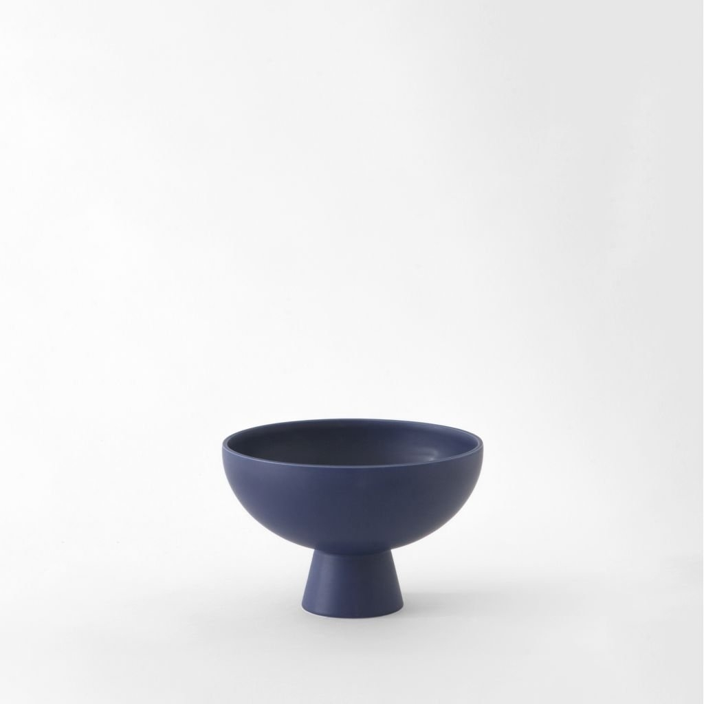 raawii Small Bowl blue