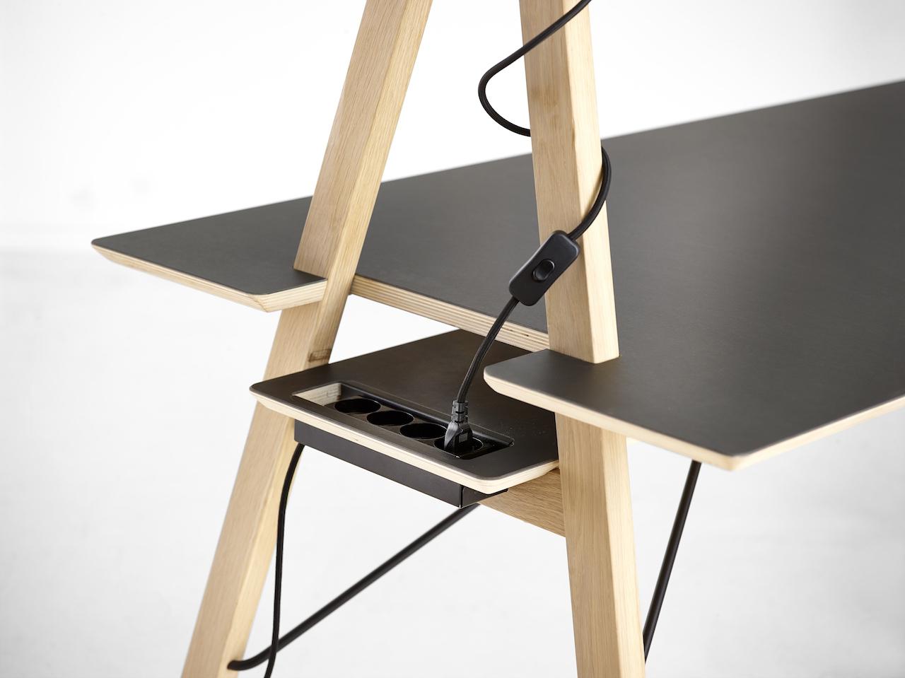 Woud Schreibtisch AA Desk