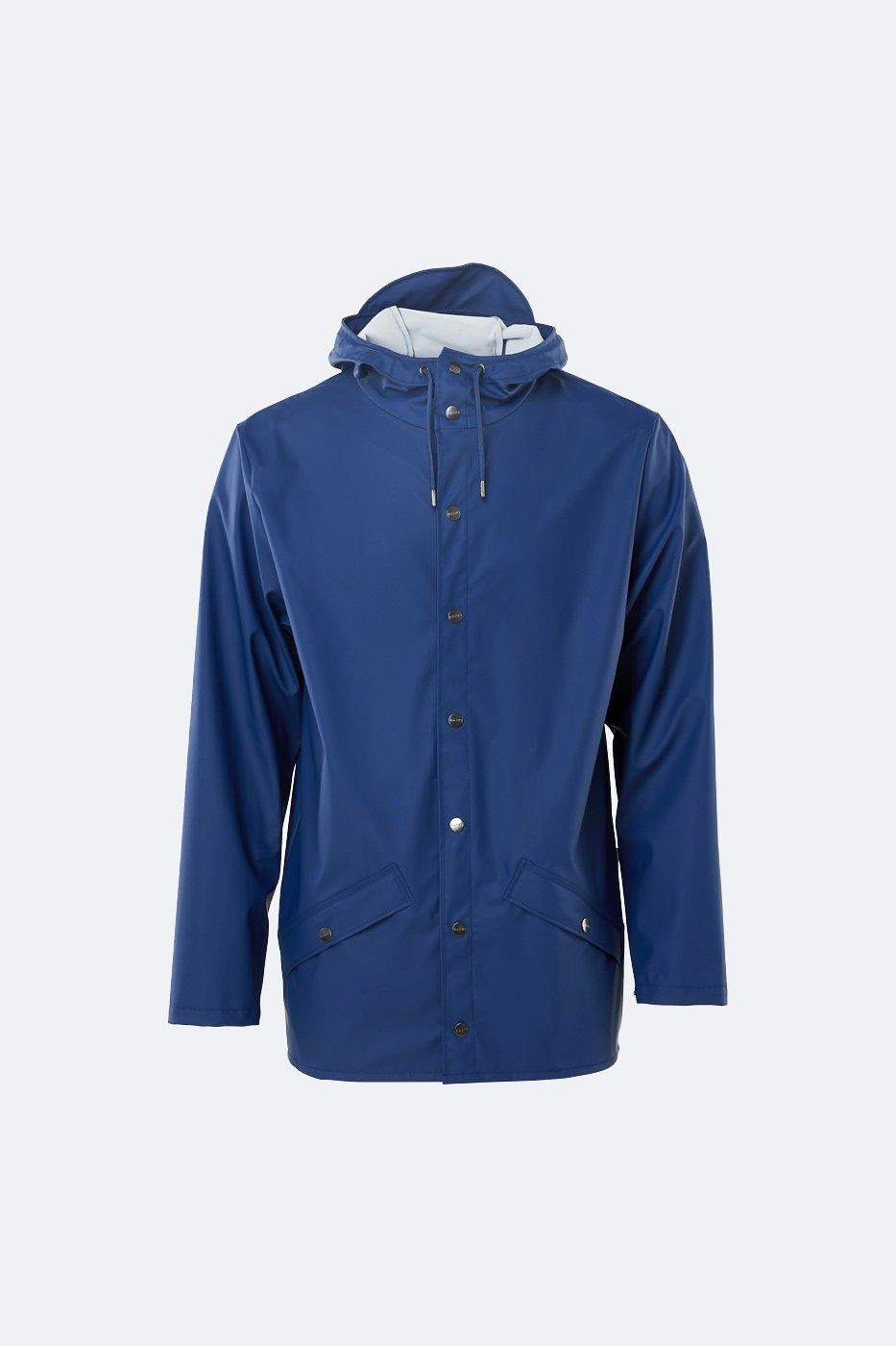 Rains Jacket true blue unisex M/L