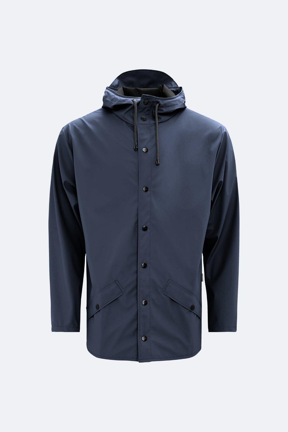 Rains Jacket blue unisex XS/S