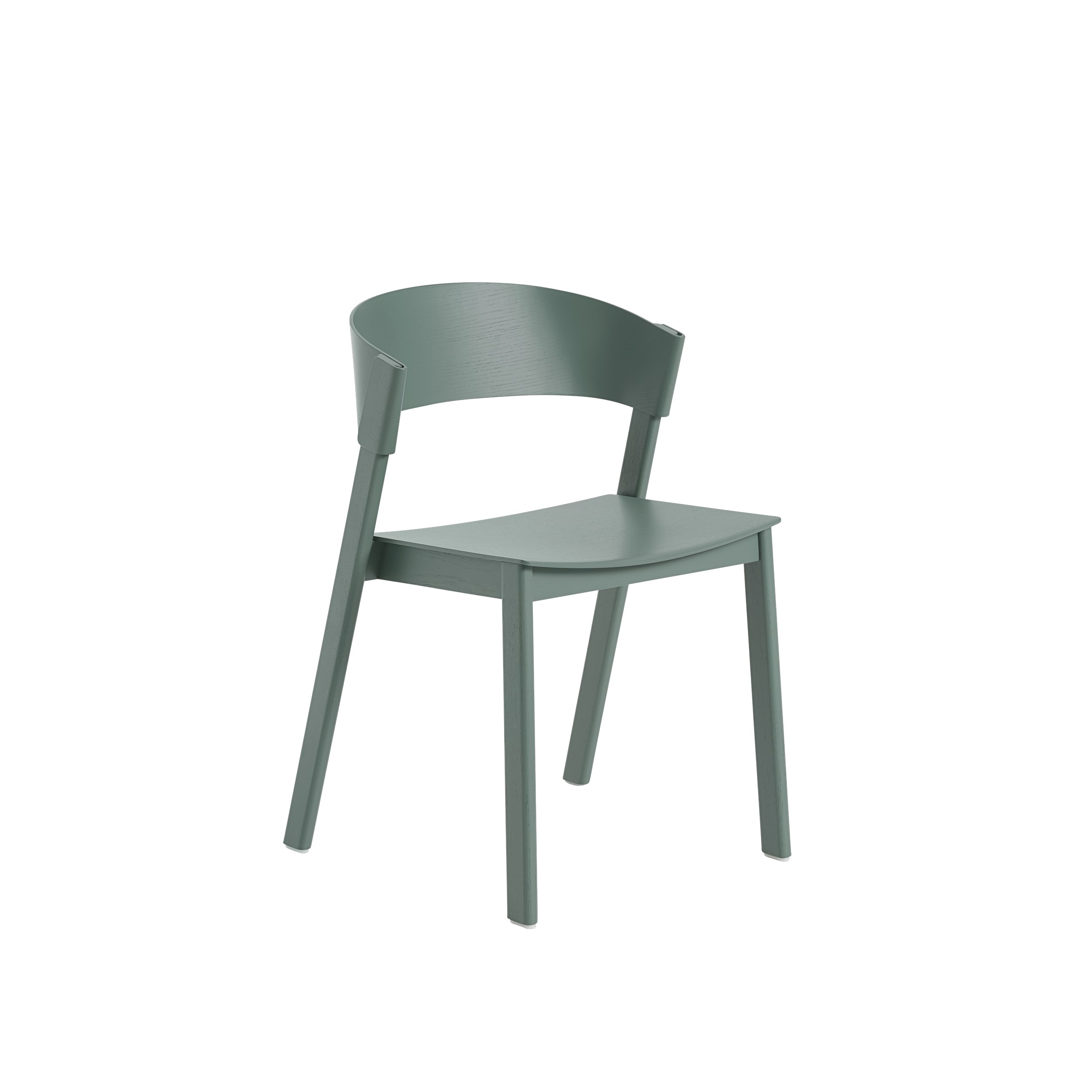 muuto Cover Chair green