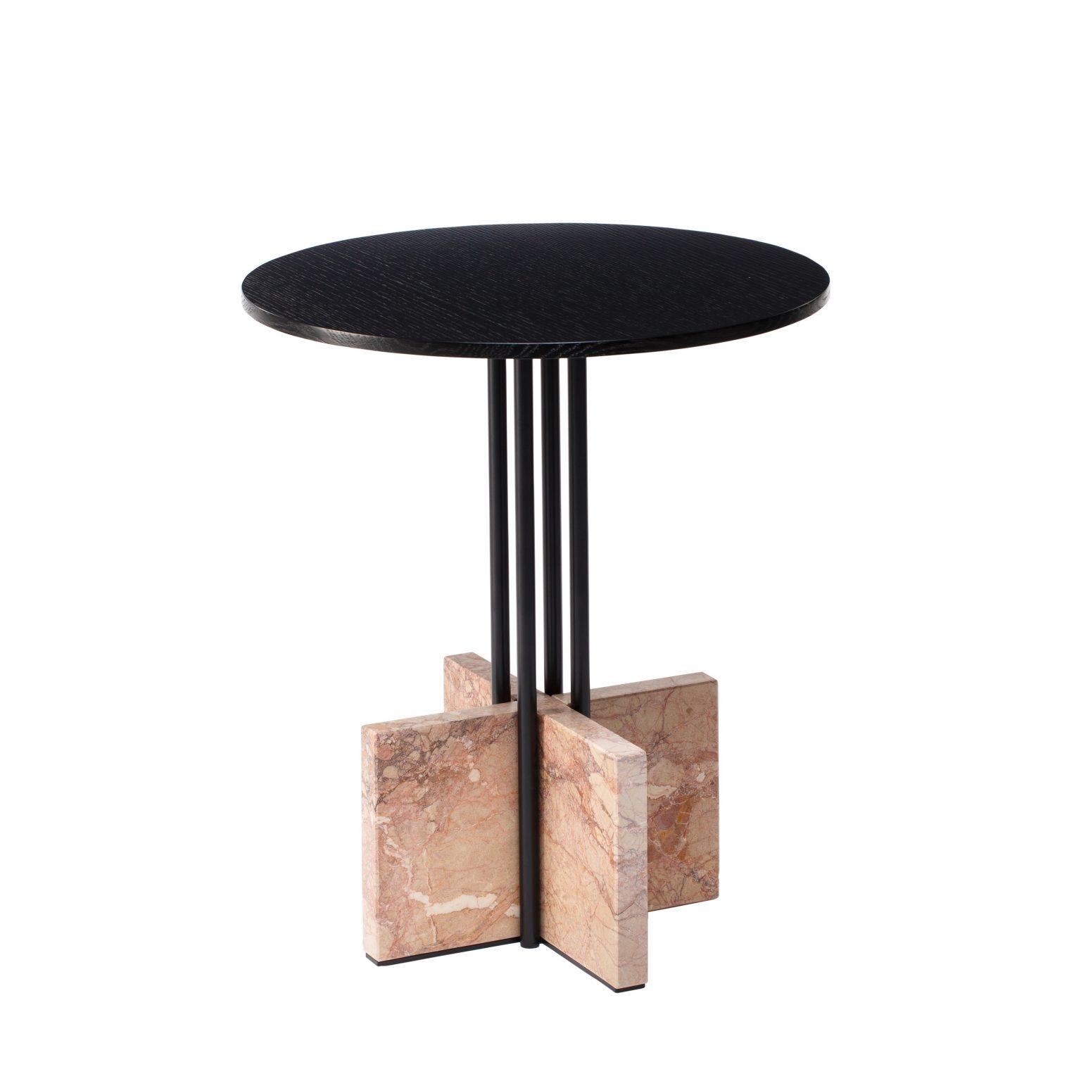 Favius Beistelltisch Gravity Table Breccia Pernice