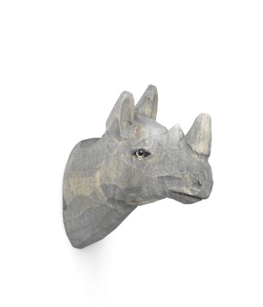 ferm living Animal Hook Rhino