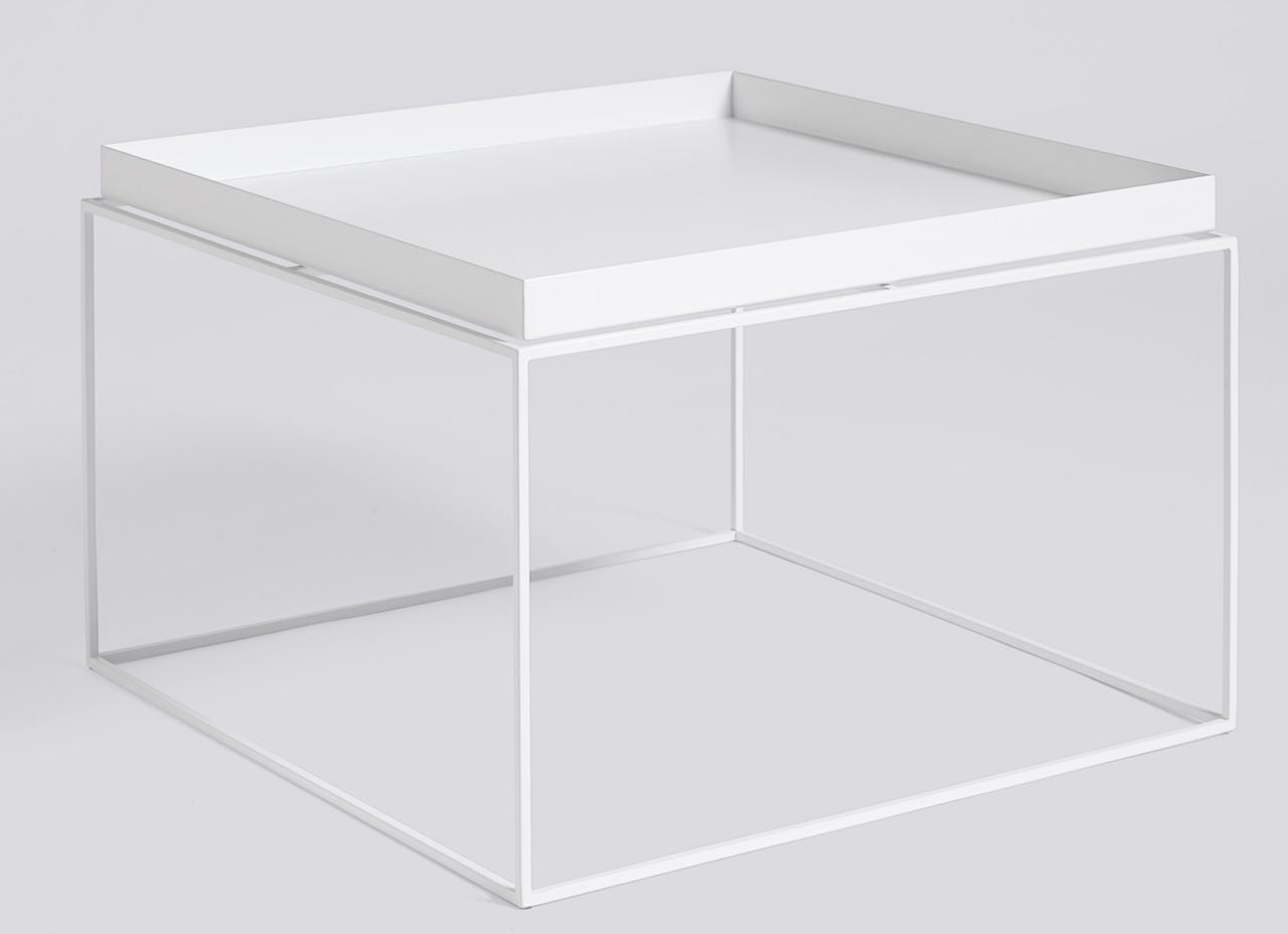Tray Table weiß von HAY