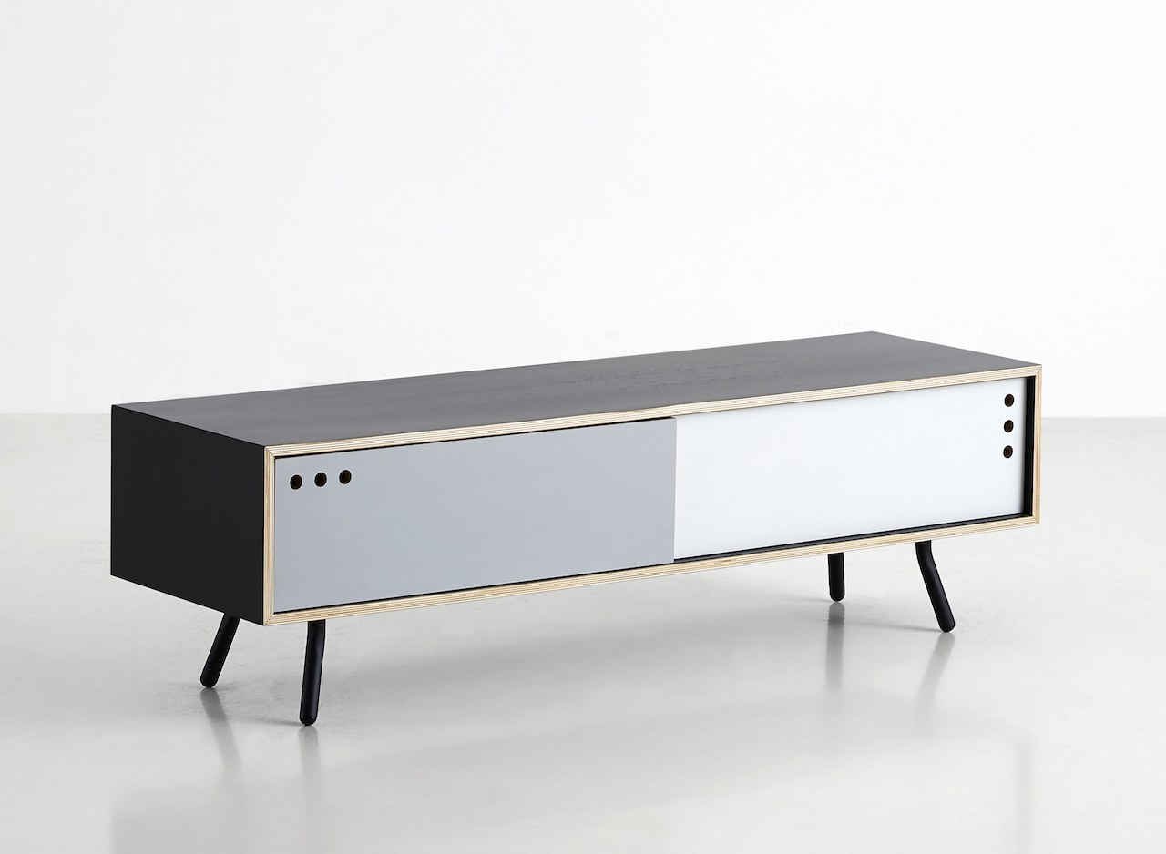 Woud Sideboard Geyma low