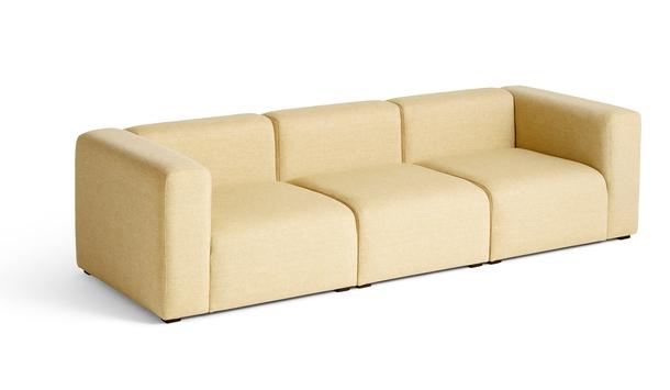 HAY Mags Sofa 3 Sitzer Komination 1 | Hallingdal 407