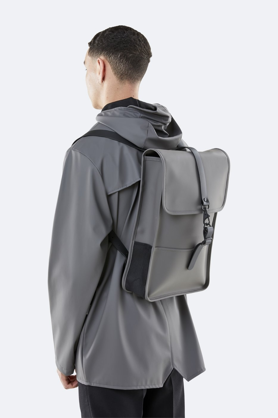 Rains Rucksack Backpack mini charcoal