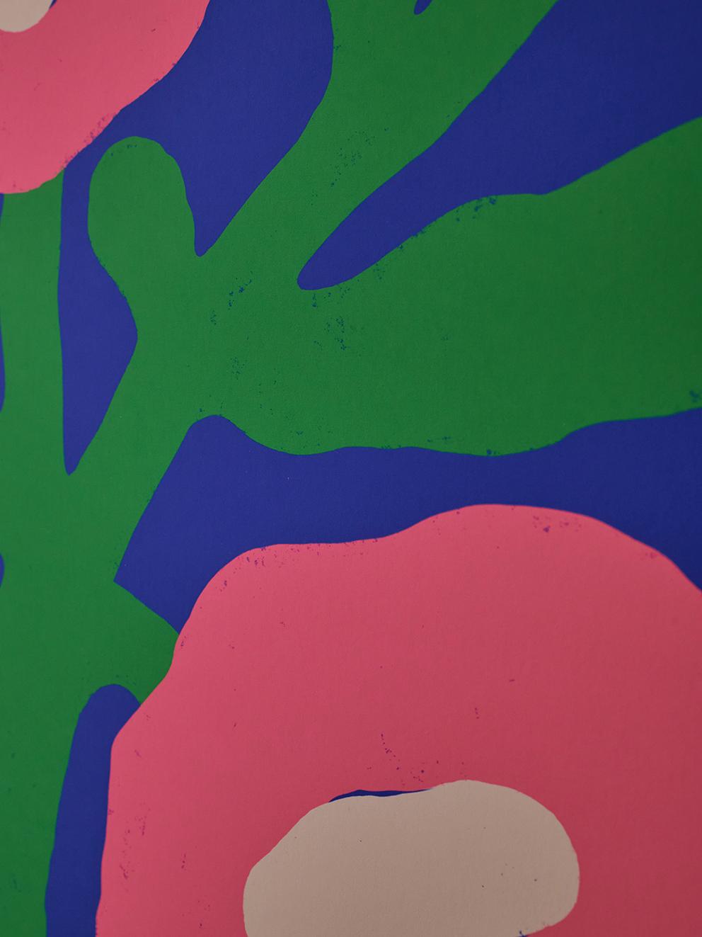 The Poster Club Poster Madelen Möllard Pink Poppies
