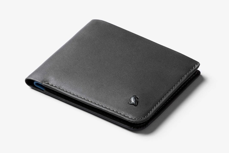 Bellroy Wallet Hide & Seek Charcoal