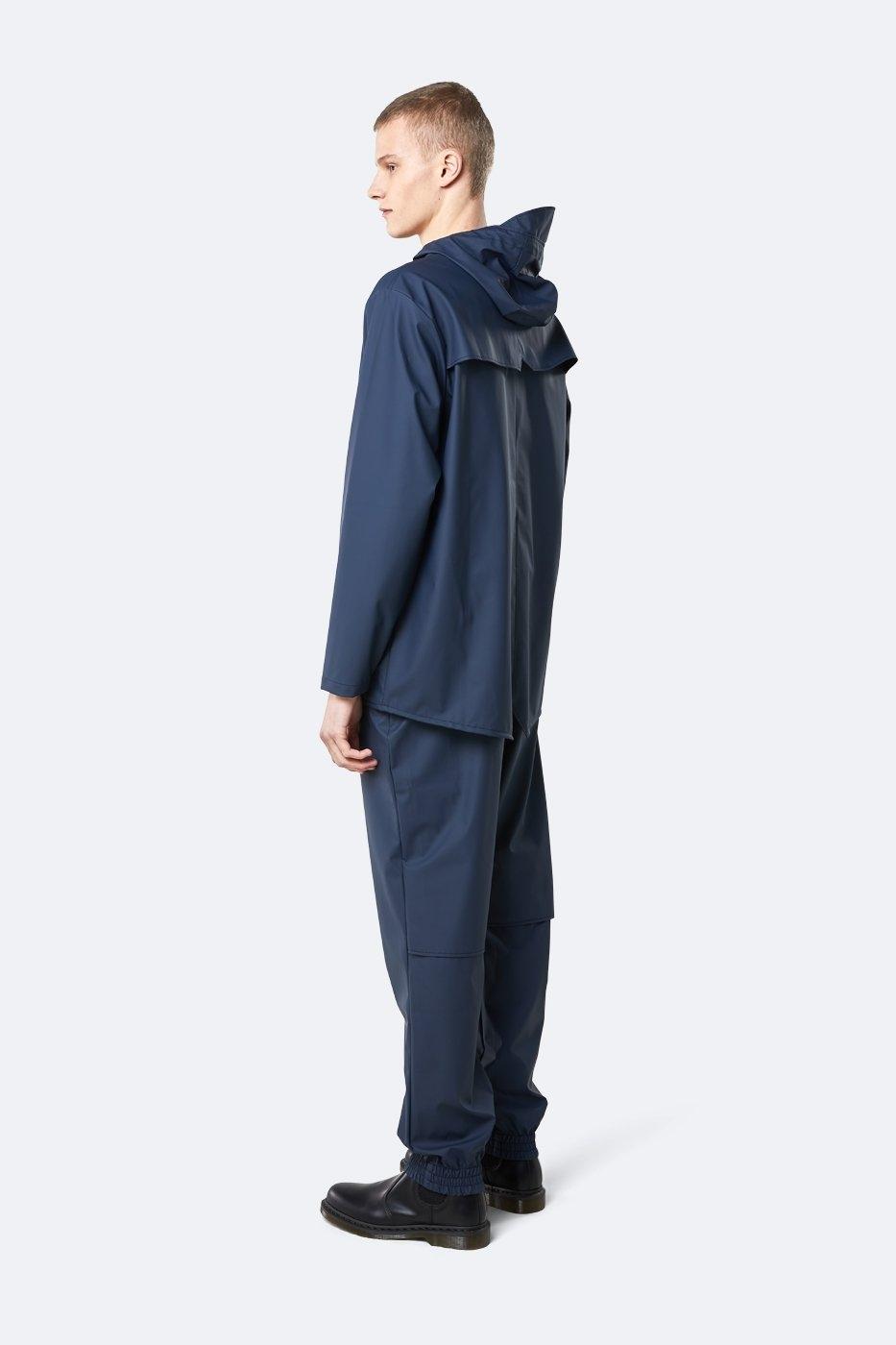 Rains Jacket blue unisex M/L