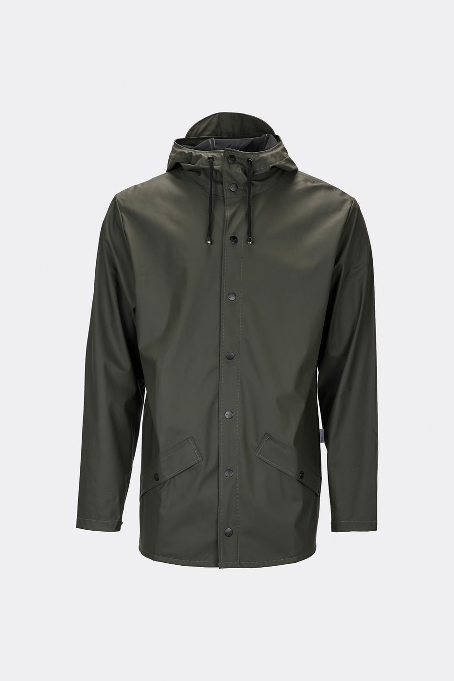 Rains Jacket green unisex S/M