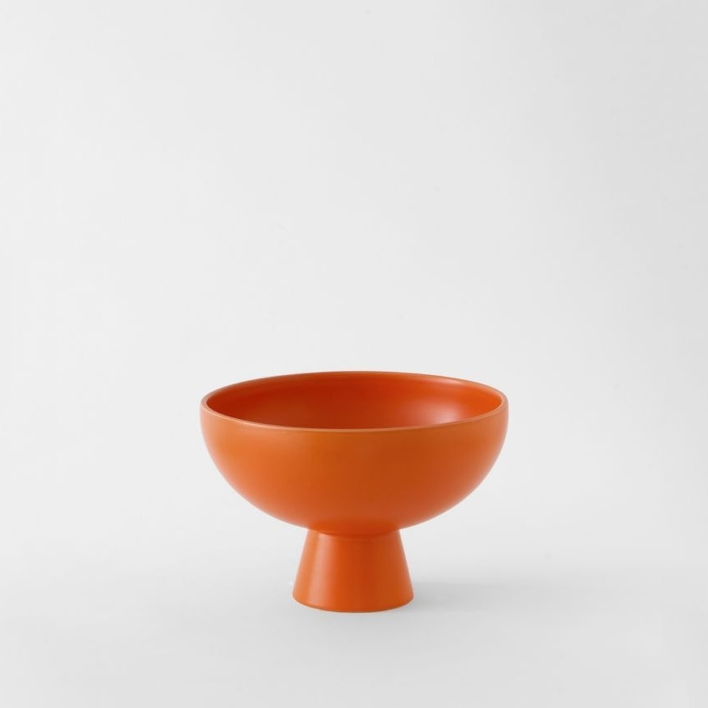 raawii Medium Bowl Vibrant Orange