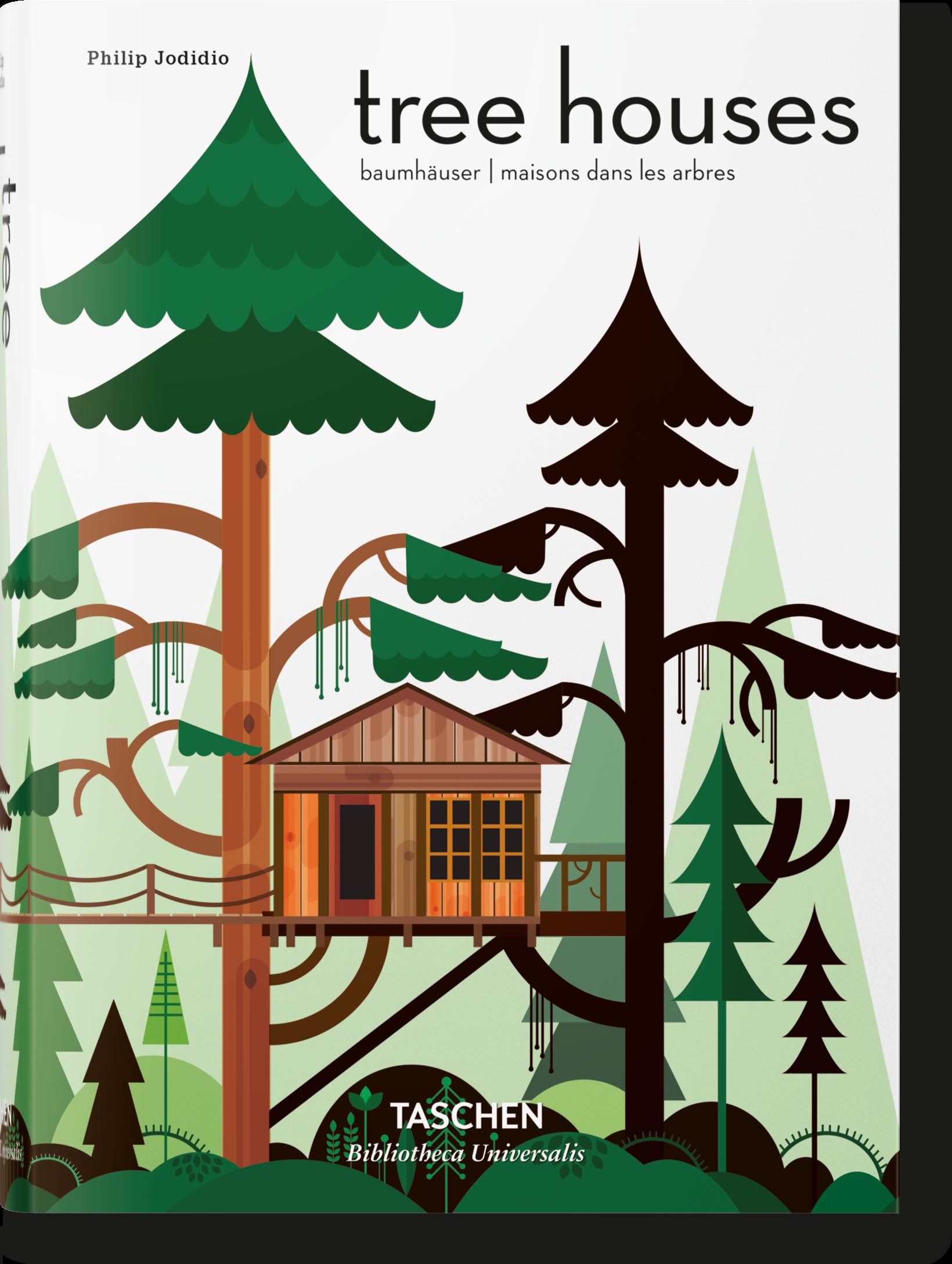 Taschen Verlag Tree Houses