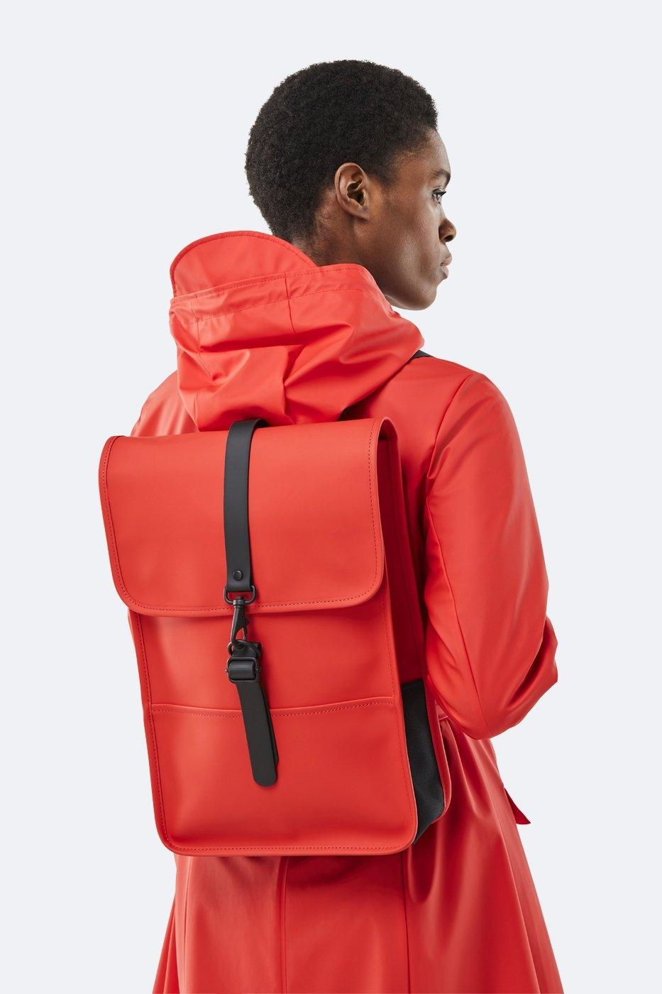 Rains Rucksack Backpack mini red