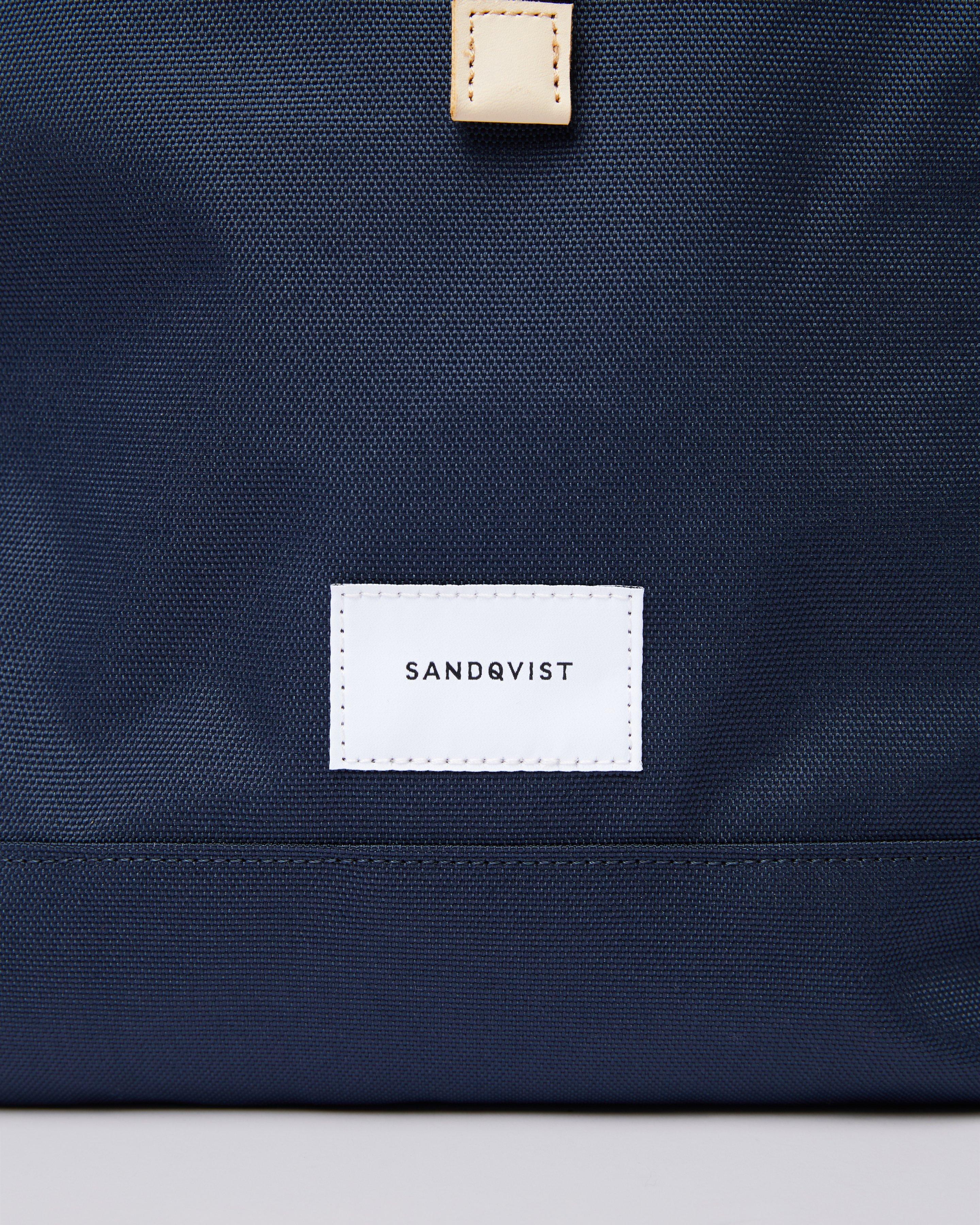 Sandqvist Rucksack Bernt blue