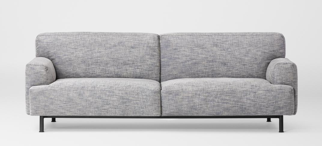 Million Copenhagen Plenty Sofa 3 Seater blue /grey