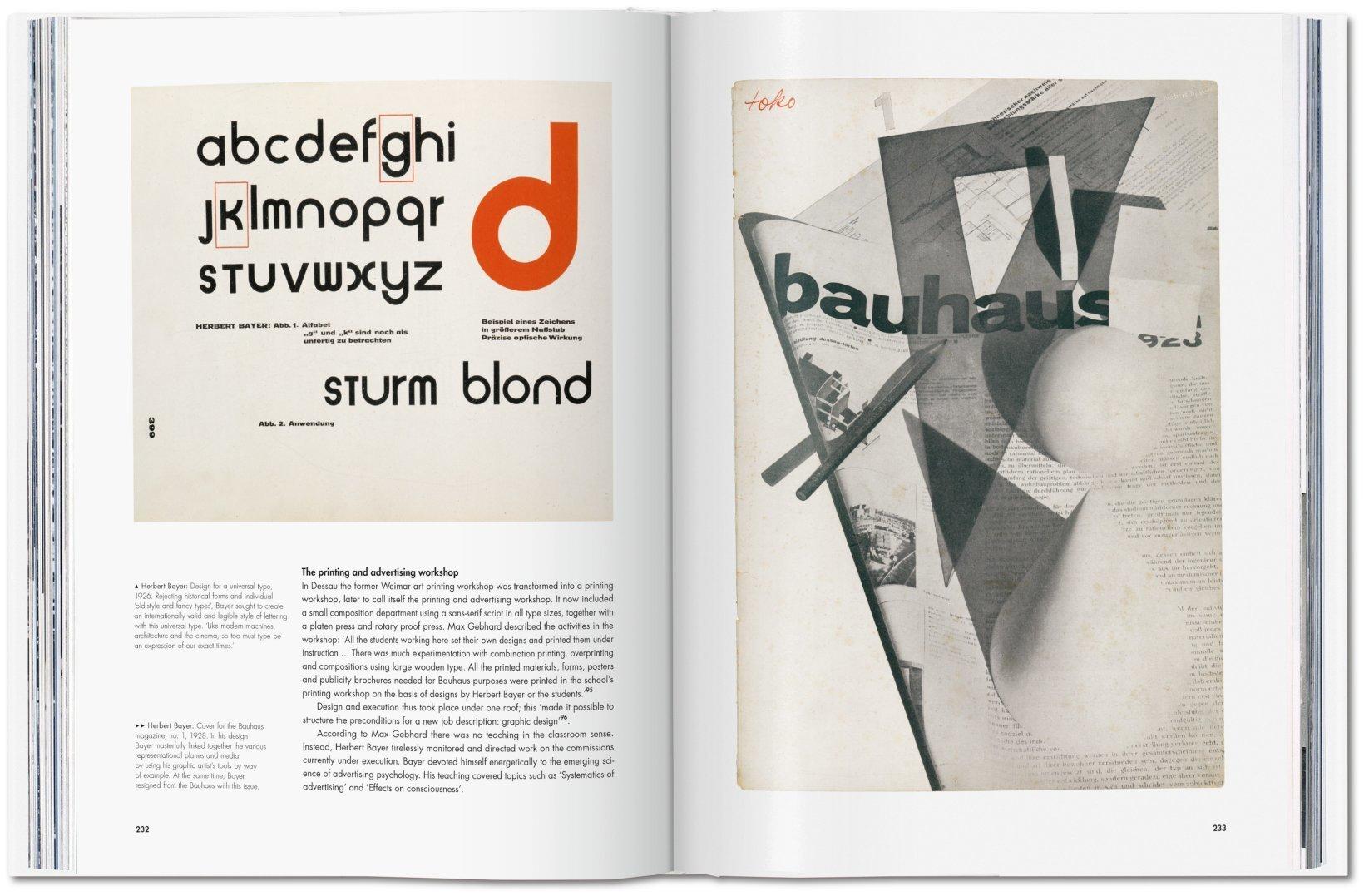 Taschen Verlag Bauhaus XL