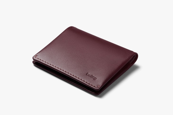 Bellroy Wallet Slim Sleeve Wine