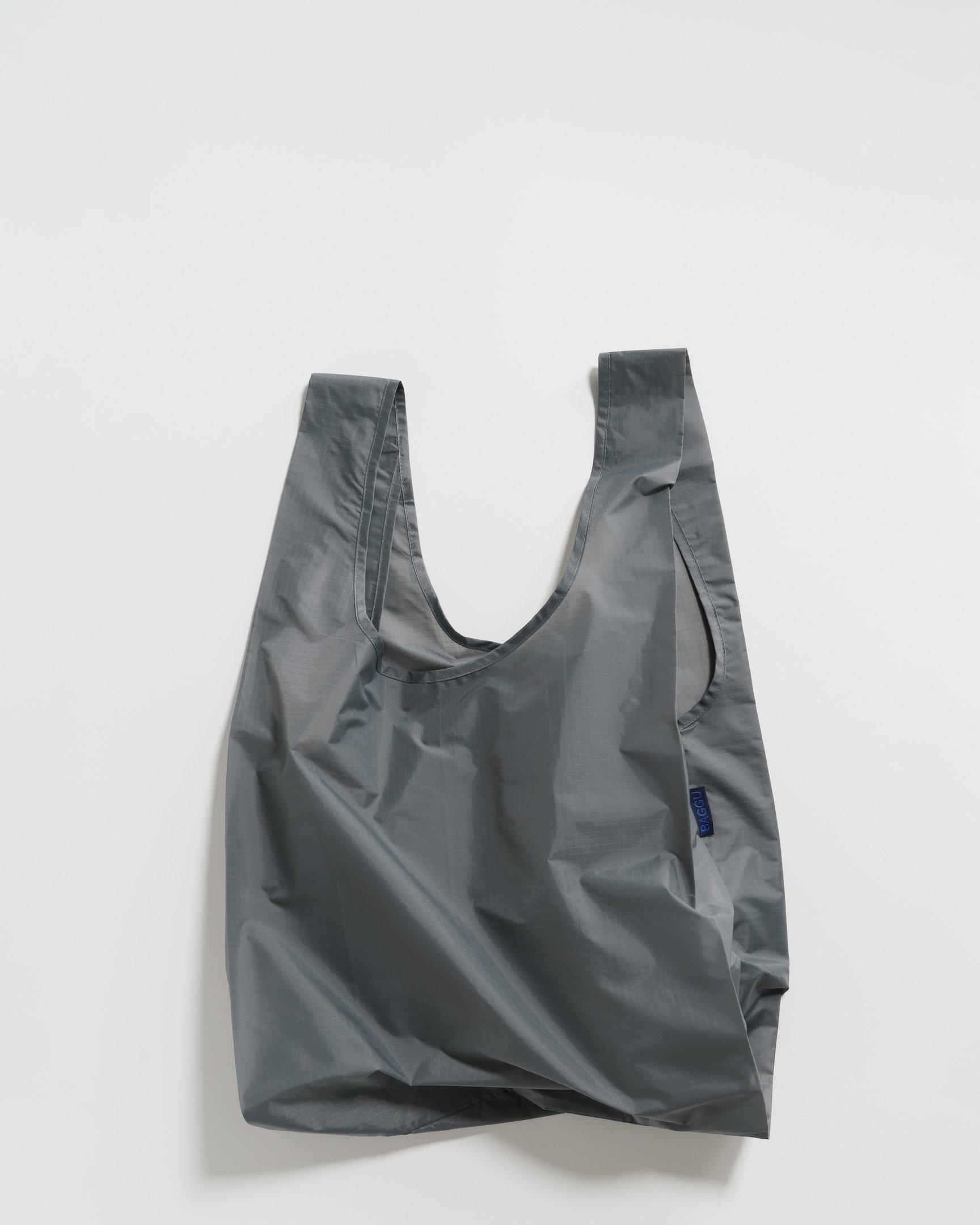 BAGGU Einkaufsbeutel grau
