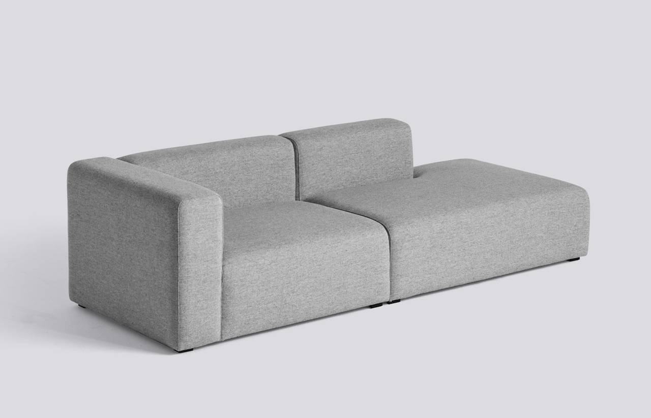 HAY Mags Sofa 2,5 Sitzer Komination 2 Left End | Hallingdal 130