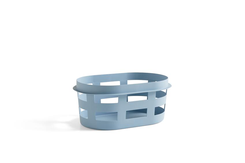 HAY Korb Basket  soft blue