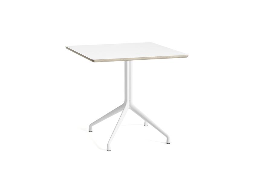 HAY Tisch AAT15 weiß 80x80cm