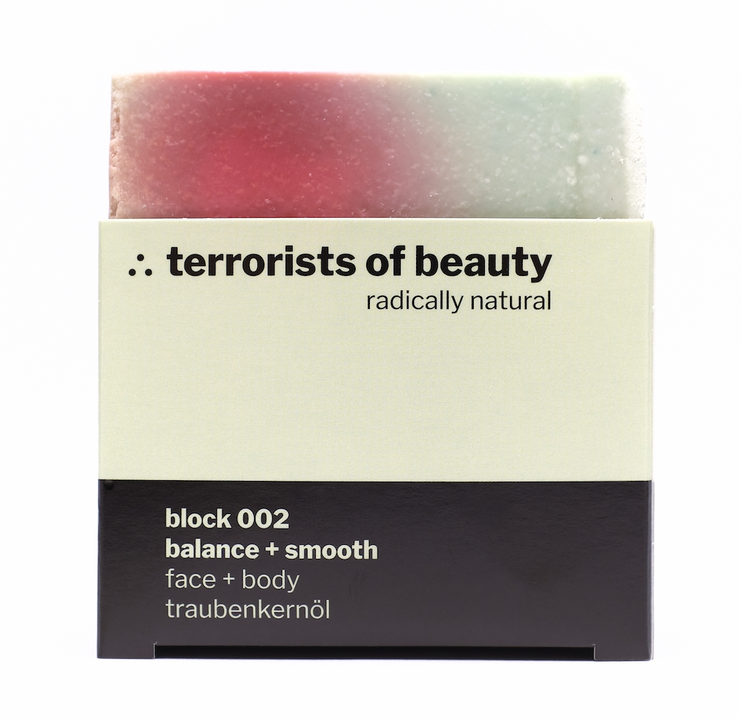 terrorists of beauty balance + smooth
