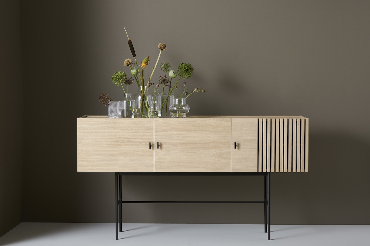Woud Sideboard Array Eiche