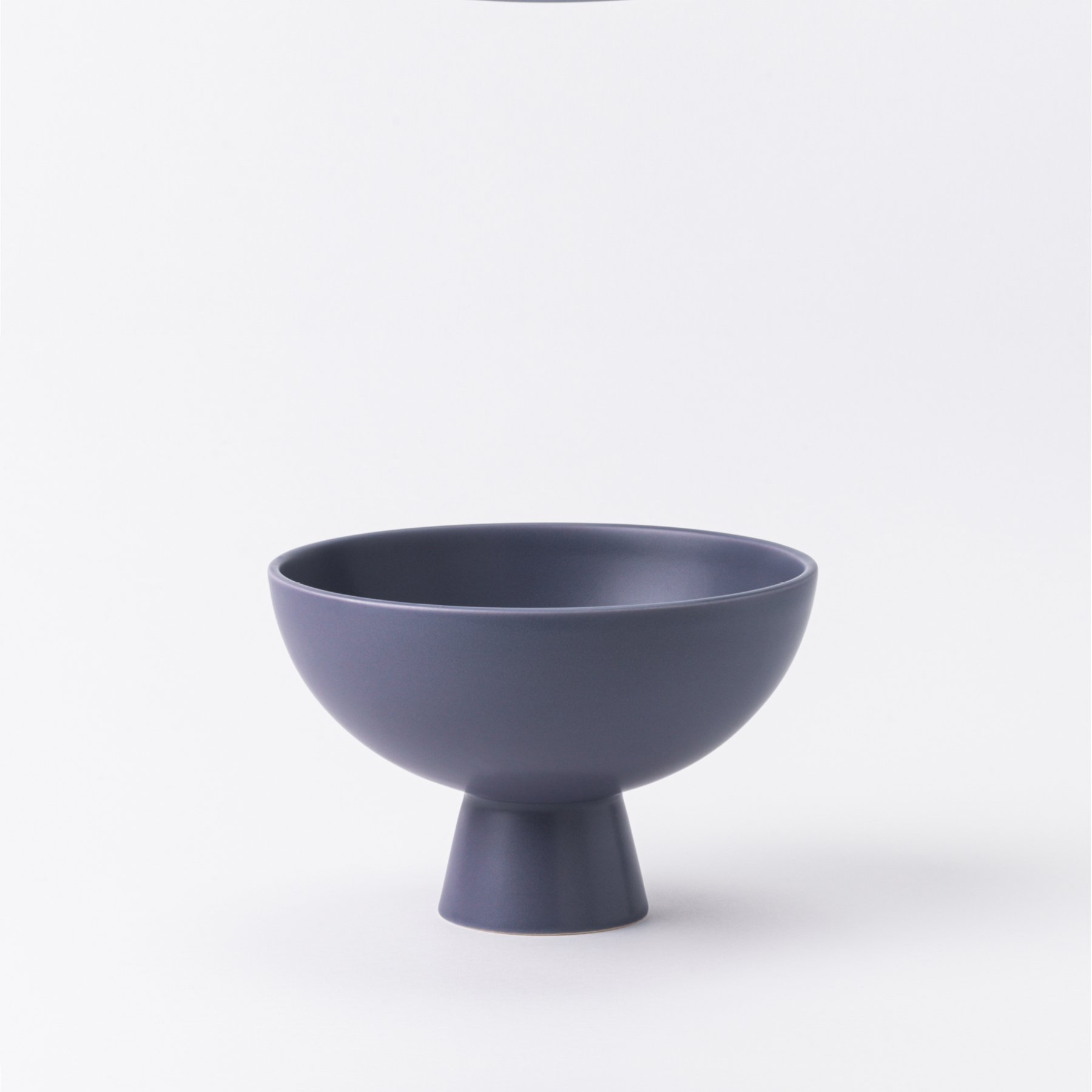 raawii large Bowl Purple Ash