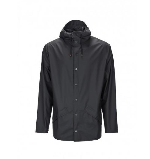 Rains Jacket black unisex S/M
